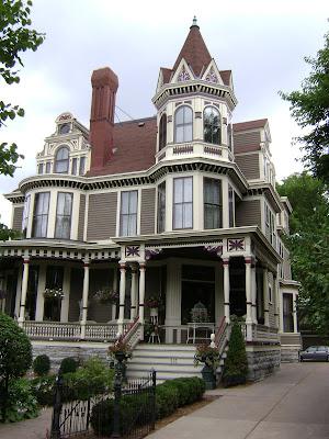 Applestone Cottage Summit Avenue St Paul Mn