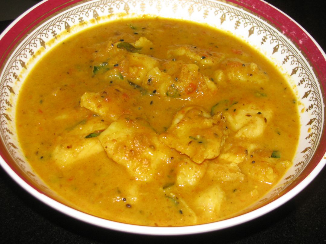 indian fish curry without coconut recipes indian fish coconut curry ...