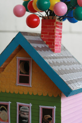 Up Birdhouse