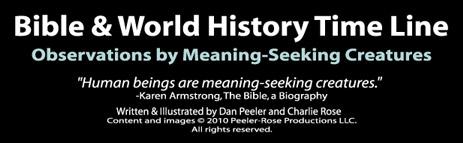 Bible & World History Timeline