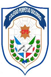 """Logotipo del Colegio Privado Mixto """"Perpetuo Socorro"""""""