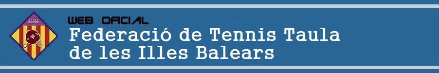 Federació de Tennis Taula de les Illes Balears