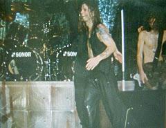 Ozzy el Final del Concierto 1995