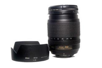 Nikon DX AF-S 18-105mm F 3.5