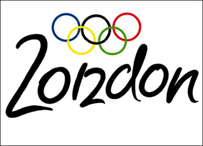 The 2012 Olympics Logo or