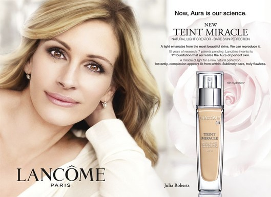 lancome teint miracle foundation in US