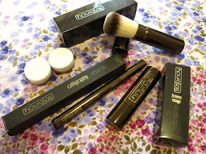 Rouge Deluxe Hourglass Cosmetics Review