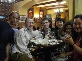 ruta de tapas en Salamanca