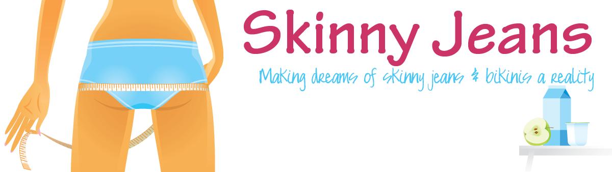 Skinny Jeaners - Lisa & Jane