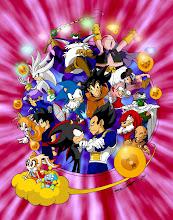 Sonic The Hedgehog vs. Dragon Ball Z