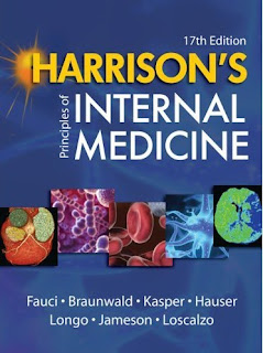 Harrison's Principles of Internal Medicina 17th ed.