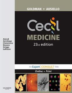 Cecil Medicine. 23rd Ed.