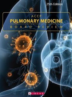 ACCP Pulmonary Medicine Board Review. 25th Ed.