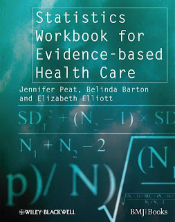 Statistics Workbook for Evidence-based Health Care