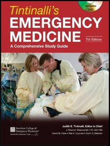 Tintinalli's Emergency Medicine. 7th Ed.