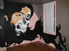 Die Die Kenzo Mural