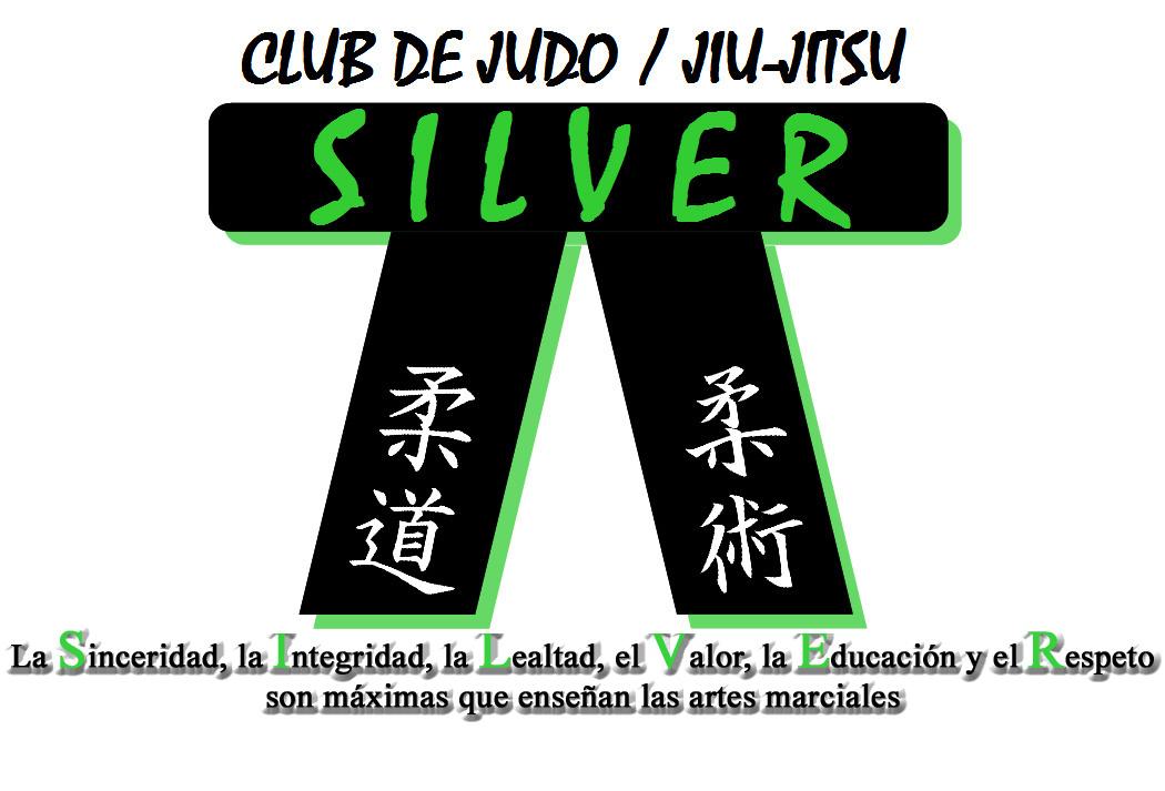 Club de Judo / Jiu Jitsu Silver