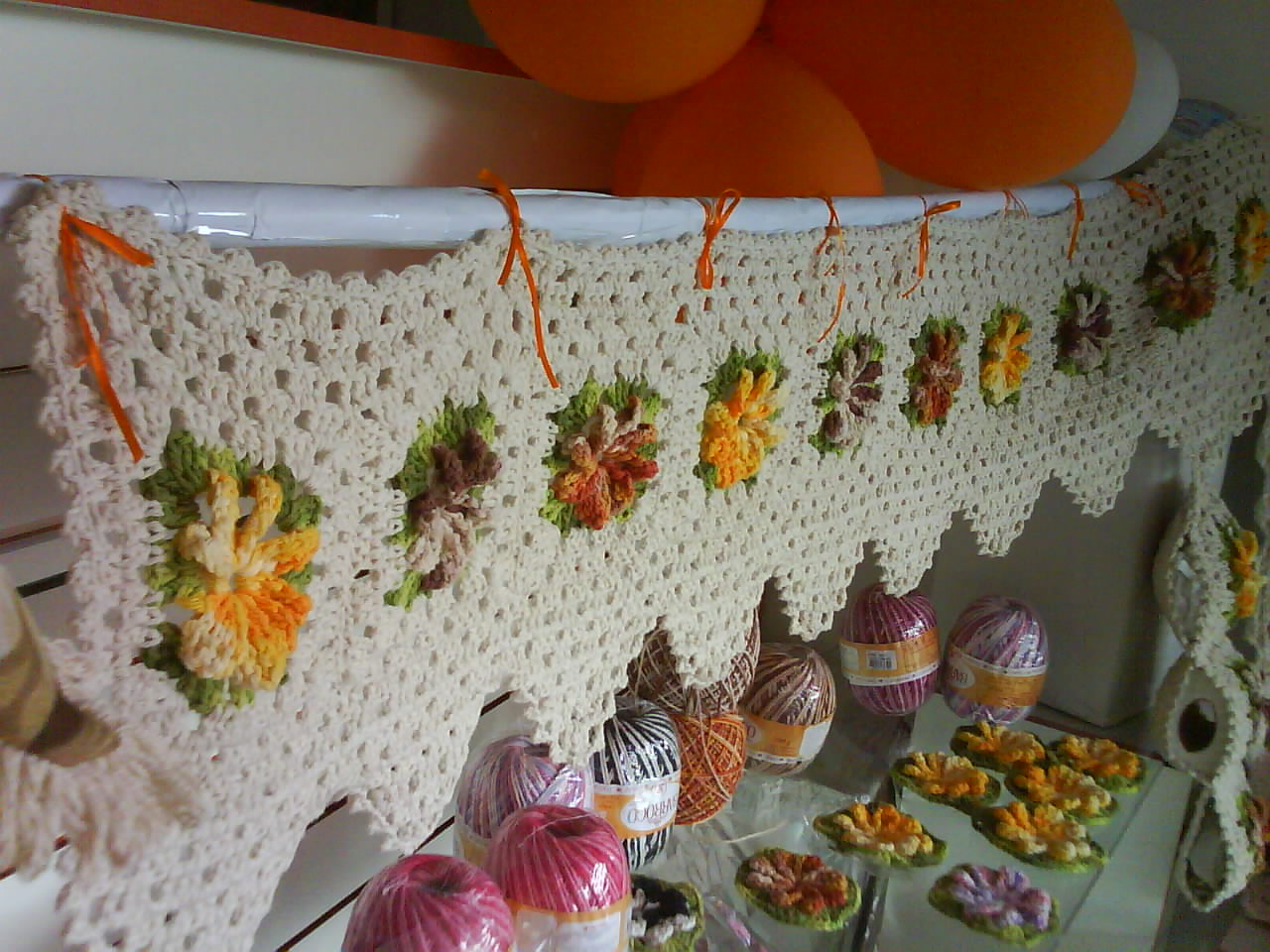 Картинки вязание крючком на кухню 197