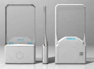 Nokia Transparent Phone