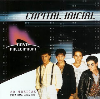 Download  musicasBAIXAR CD Capital Inicial – Novo Millennium (1999)