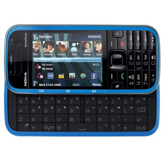 Download Gratis Tema Nokia E61 Wallpaper
