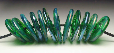 Gaia Disc Beads