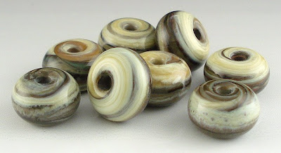 Banded Agate Beads