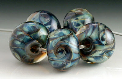 Sea Storm Bead Set