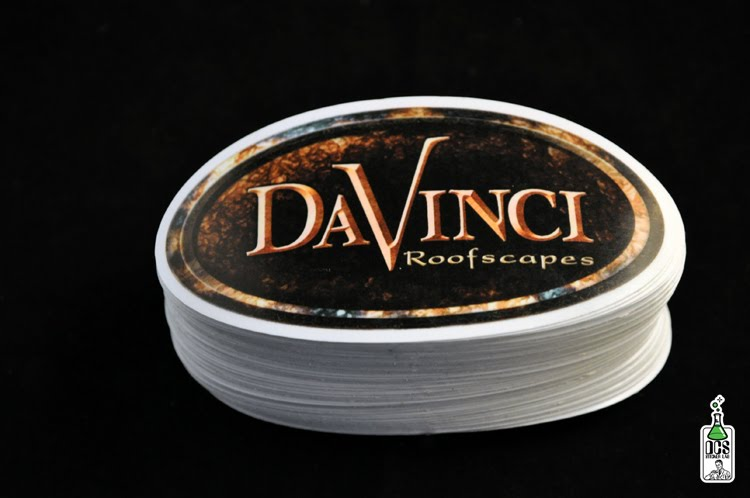 Diecutstickers com blog davinci roofscapes for Davinci roofscapes cost