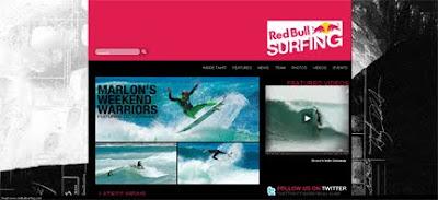 rebull surfing stickers diecutstickers.com