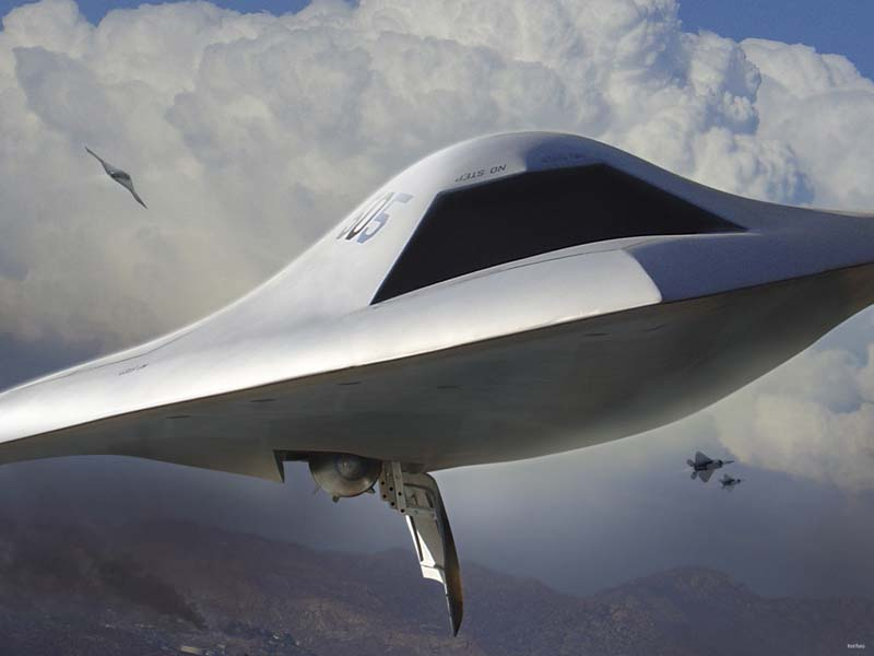 Unmanned X-47B Drone Makes Its First Flight
