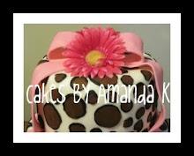 Cakes by Amanda K