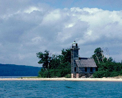 Grand Island - Light house