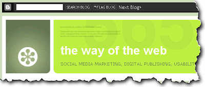 Example of Blogger NavBar on Top