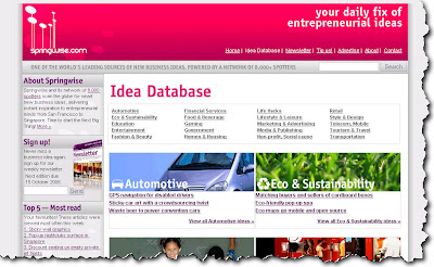Ideas - Springwise - Idea Database