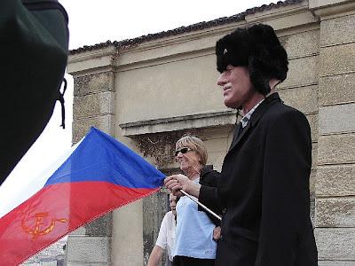 Václav Klaus a Rusko