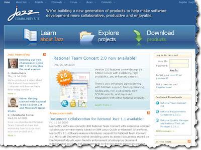 Jazz.net - Jazz Community Site, IBM