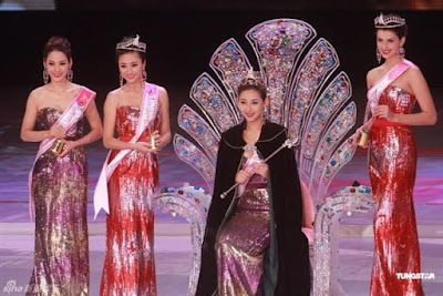 Wang Xin-Miss Asia 2010