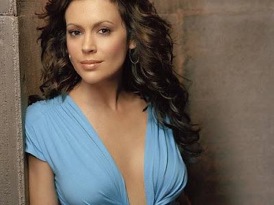 Actress, Alyssa Milano