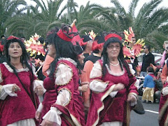 Carnival in Lanzarote, Canary Islands, Spain