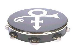 Prince tambourine