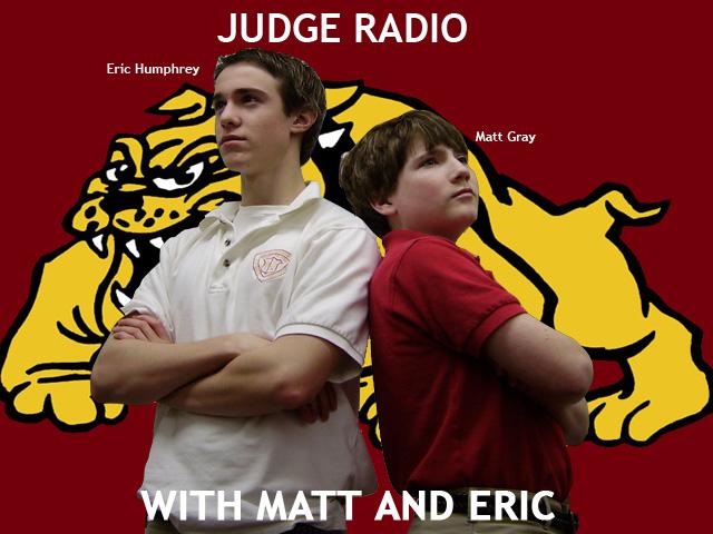 Matt & Eric Poster