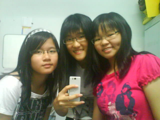 Shu Yee, Wei Wen and me