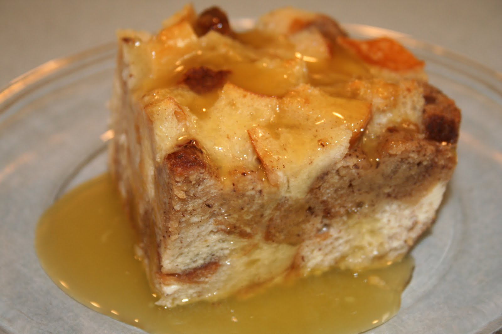 this is a basic bread pudding recipe that has a moist custardy texture ...