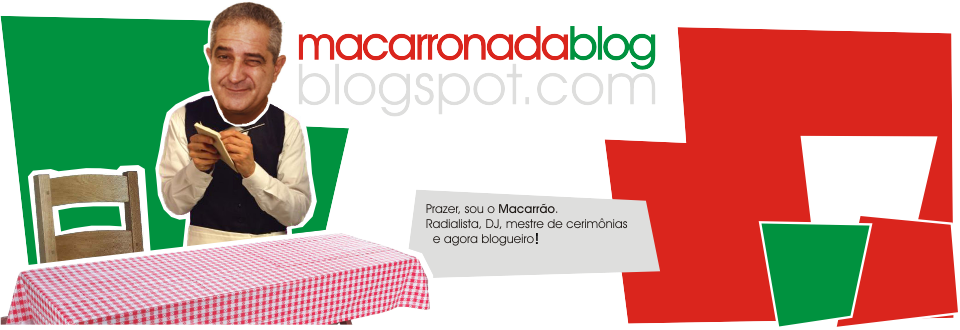 Blog do Macarrão