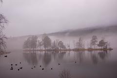 Oзеро ждет нас.