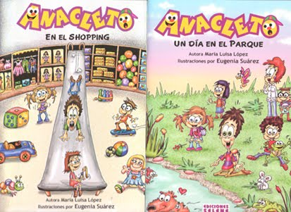 Colecciones  Anacleto