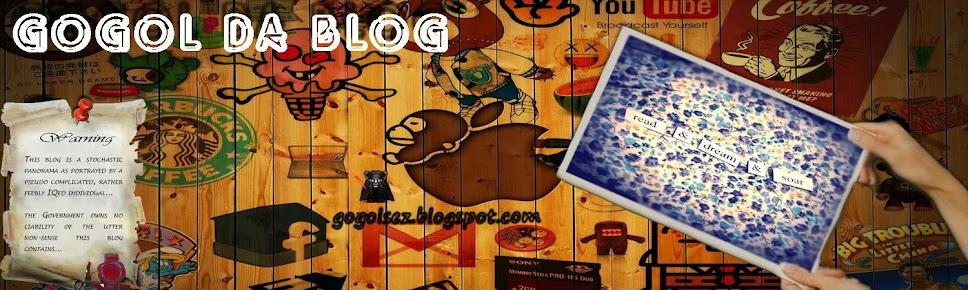Gogol da Blog