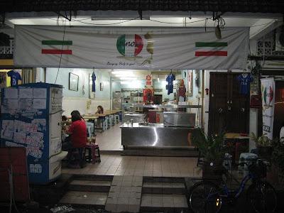 Pinos Pizza & Pasta, Taman OUG, Kuala Lumpur