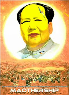 Maothership: Parody of Mao Tse Tung or Mao Zedong